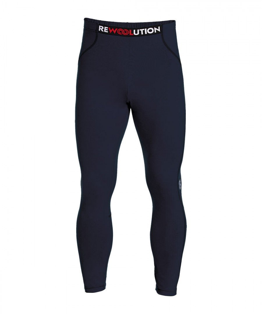 ROTa Rewoolution Peak Leggings Men - Lange Unterhose aus Merino
