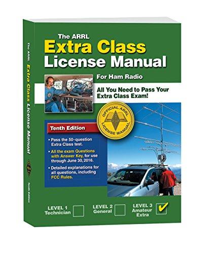 amazon ham radio license manual