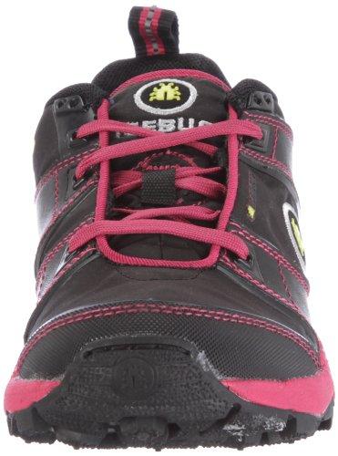 Icebug Pytho2-L A7104-0C, Chaussures de course à pied femme Noir (Tr-b1-noir-239)