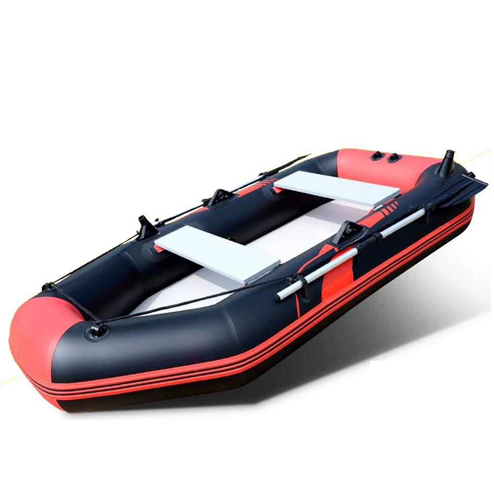 DMBHW Rafting Al Aire Libre Barca Hinchable 2.6M Espesar Pescar ...