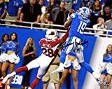 """Kenny Golladay Detroit Lions Autographed 8"""" x 10"""" Jumping Catch Photograph - Fanatics Authentic Certified"""