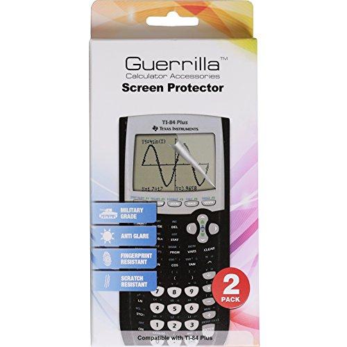 Texas TI Plus Calculator Guerrilla Grade Protector