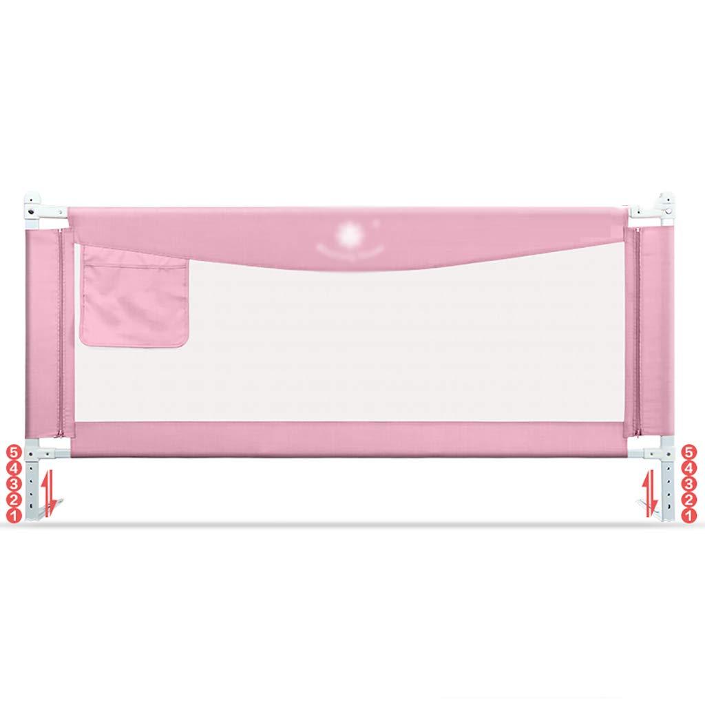 【希望者のみラッピング無料】 ベッドレールベビーシャッター抵抗フェンス垂直リフト幼児チャイルドベッドサイド120-220cmバッフル 200cm (色 : Retro サイズ pink, サイズ B07GLX7ZM5 さいず : 200cm) 200cm Retro pink B07GLX7ZM5, fofoca:0b536cf7 --- a0267596.xsph.ru