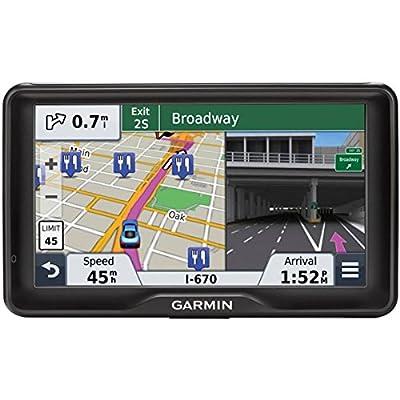 "Garmin nuvi 2757LM 7"" GPS Navigation System w/ Lifetime Map Updates (Certified Refurb) by Garmin"