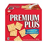 Premium Plus Unsalted Cracker, 900g