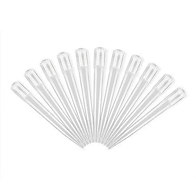 Four ES Scientific 30 Embouts de pipette jetable clair pour 20-200/μL Pipettes