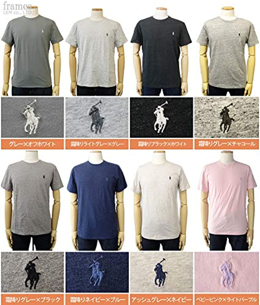 YUNY Mens Short-Sleeve Comfy Classic Polo Shirts Printing Tees Top Red XS