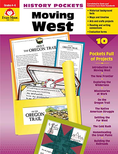 History Pockets: Moving West, Grades 4-6+