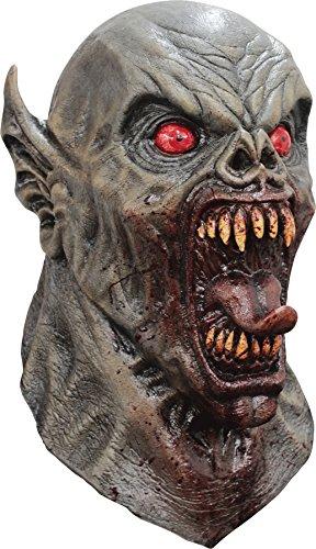 UHC Ancient Nightmare Demonic Vampire Latex Horror Mask