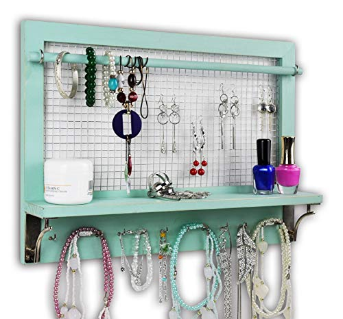 Spiretro Turquoise Organizer Removable Accessories product image
