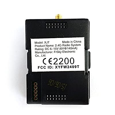 FrSky XJT 16ch Radio Transmitter Module - JR/Graupner Type Product: Computers & Accessories