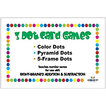 Amazon.com: Essential Learning Products Ten Frame Cards: Toys & Games