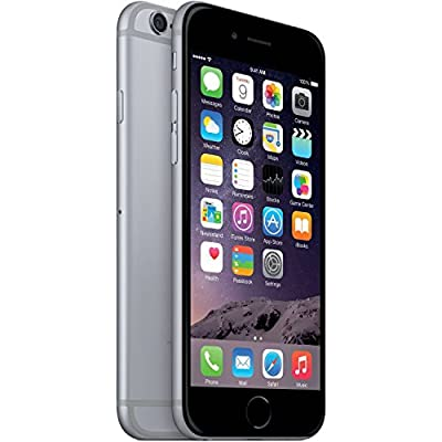 Apple iPhone 6 32 GB LOCKED to Straight-Talk/Total Wireless, Space Gray