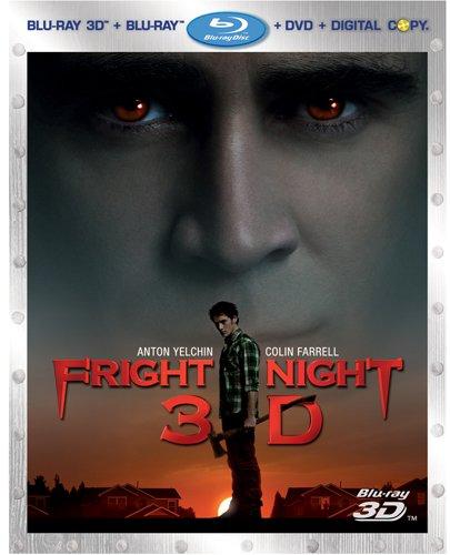 Fright Night (Three-Disc Combo: Blu-ray 3D/Blu-ray/DVD + Digital Copy)