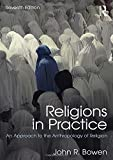 img - for Religions in Practice: An Approach to the Anthropology of Religion (100 Cases) book / textbook / text book