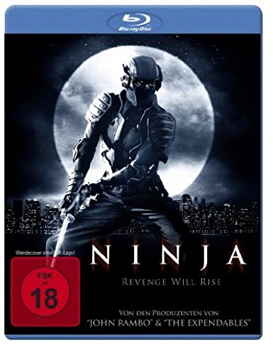 Ninja - Revenge will rise [Alemania] [Blu-ray]: Amazon.es ...