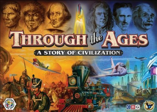 Through the Ages Board Game by Through the Ages