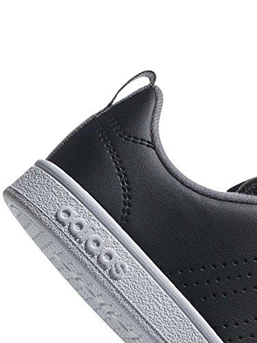adidas Vs ADV CL CMF C, Zapatillas de Deporte Unisex Niños Negro (Negbas/Negbas/Gritre 000)