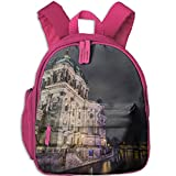 Church Bags Students Zipper 3D Printing Backpack School Backpacks For Youth Girls Boy