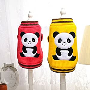 Paleo Panda Pet Dog Cat Sweater Comforable Warm Autumn Winter Sweater