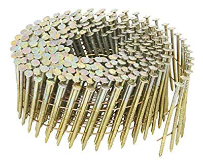 Hitachi Electro-Galvanized Wire Coil Siding Nails