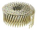 Hitachi 13339 2-1/4-Inch x .092 Smooth Electro Galvanized Coil Nail