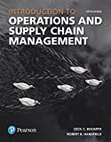 Introduction to Operations and Supply Chain Management (5th Edition) (What's New in Operations Management)