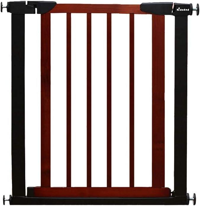 ベビーフェンス ウッドベビーゲイツ - 子供の安全ゲート、階段手すり、ベビーフェンス、分離手すり ペットゲート (Size : 65-72cm)