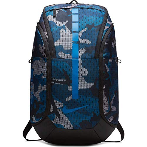 Nike Hoops Elite Hoops Pro Basketball Backpack (Gym Blue/Black/Signal Blue)