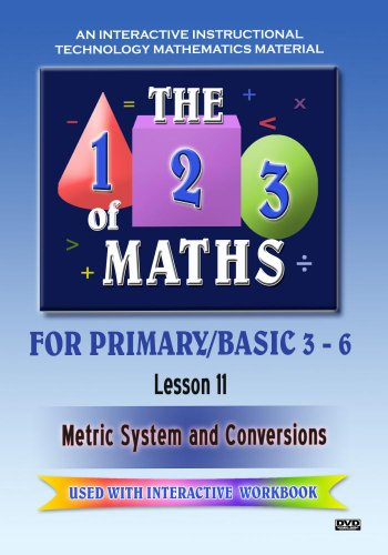 The 123 of Maths : Les. 11 Metric System and Conversions[NON-US FORMAT, PAL]