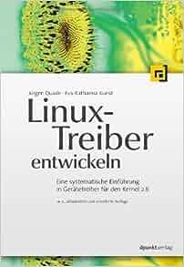 TREIBER LINUX PDF ENTWICKELN