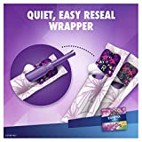 Tampax Radiant Plastic Tampons, Regular/Super