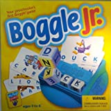 Boggle Jr. Your Preschooler's First Boggle Game (1998)