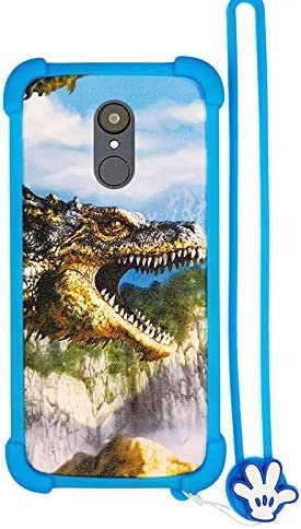 Case For Hotwav M5 Case Silicone Border Pc Hard Backplane Stand Cover L Amazon Co Uk Electronics