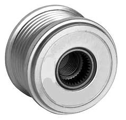 Amazon.com: PEUGEOT 306 307 406 CITROEN C5 C8 Xantia Xsara Alternator Clutch Pulley 2.0 HDi: Automotive
