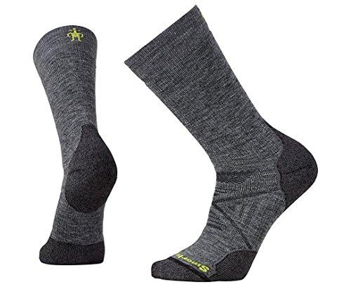 Smartwool PhD Nordic Medium Socks (Medium Gray) Medium