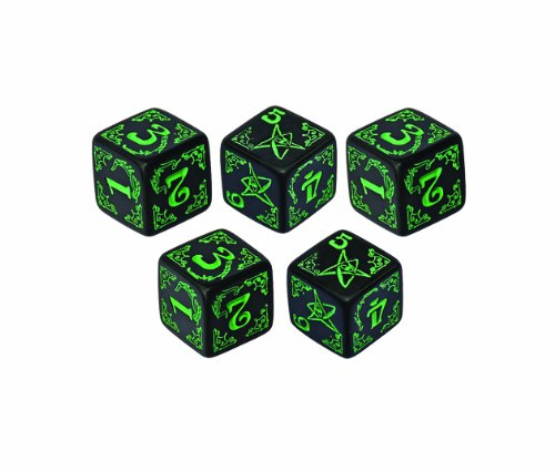Arkham Horror Dice Set by Fantasy Flight Games
