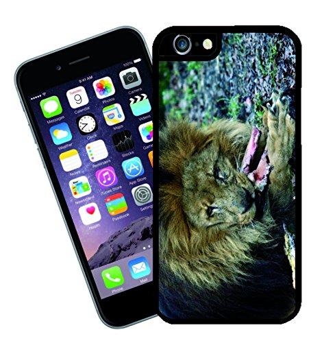 001–Big Cat Lion Coque pour iPhone-La-Housse pour Apple iPhone 6 plus (Pas de 6)-By Eclipse idées cadeaux