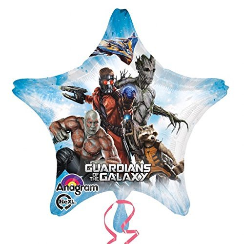 1 XL party BALLOON new GUARDIANS of the GALAXY 28