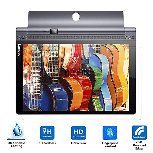 Lenovo Yoga Tab 3 Pro Schutzfolie,Vikoo Glasfolie Hartglas 9H Panzerglas Panzerglasfolie für Lenovo Yoga Tab 3 Pro