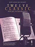 img - for Music Minus One Voice: Twelve Classic Vocal Standards (Book & CD) by Duke (1998-01-01) book / textbook / text book