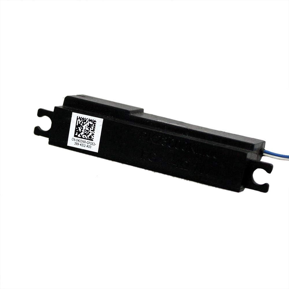 GinTai Built in L /& R Speaker Replacement for Dell Inspiron E6530 6530 0JJKP7 JJKP7 CN-0JJKP7