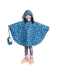 SiYang Kids Lightweight Jacket Waterproof Outwear Raincoat