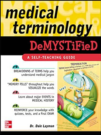 Amazon medical terminology demystified ebook dale layman medical terminology demystified 1st edition kindle edition fandeluxe Choice Image