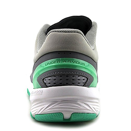 Under Armour W S Charged STUNNER - 20 Steel/Green vqEaK