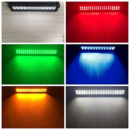 Dual Colour Led Christmas Lights in US - 6