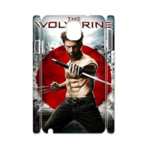 J-LV-F Diy case Wolverine customized Hard Plastic case For samsung galaxy note 3 N9000