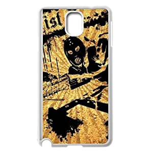 Angerfist Theme Series Phone Case For Samsung Galaxy Note 3