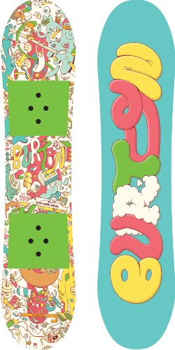 Burton After School Special Snowboard Package Kids (100)