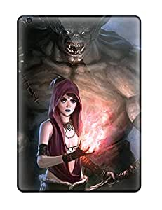 Special VariousCovers Skin Case Cover For Ipad Air, Popular Fantasy Devil Phone Case